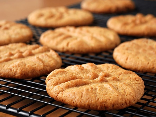 A great gift Yummy peanut butter cookies